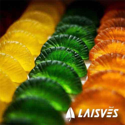 Fruit jelly SWELI Orange