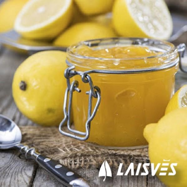 Fruit filling (Lemon, fruit 17%, homogeneous)