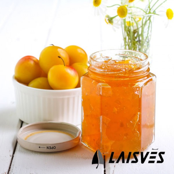 Jam Cherry-Alycha (fruit 58%, homogeneous)