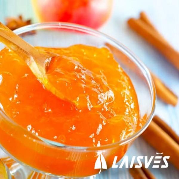 Apple jam (fruit 58%, homogeneous)