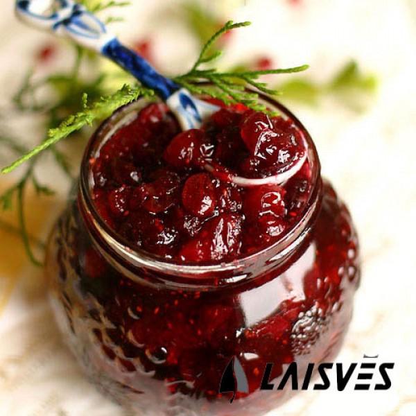 Cranberry-poppy (Fruit filler for freezing and baking)