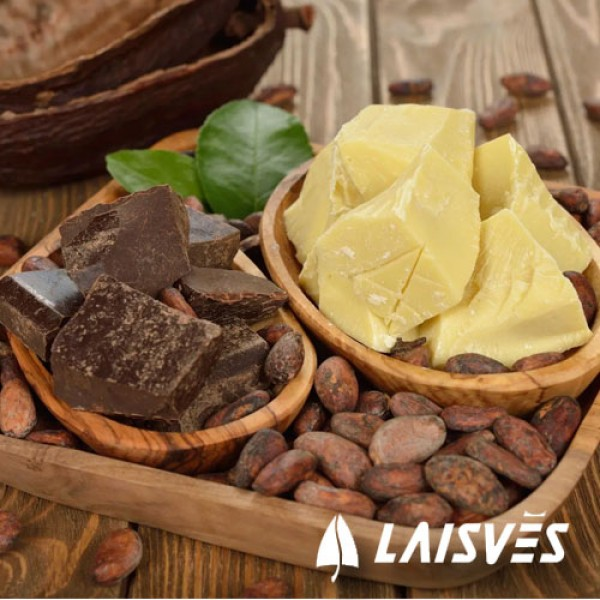 Non-lauric cocoa butter substitute